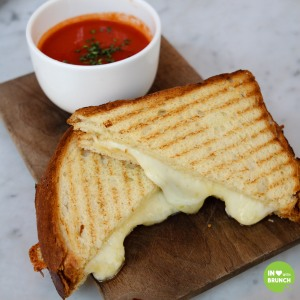 Chicago The Allis Grilled Cheese